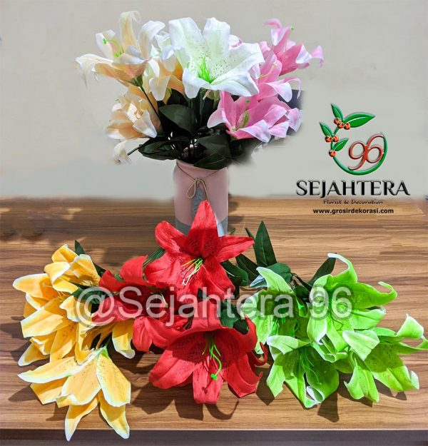 Bunga Lily MR