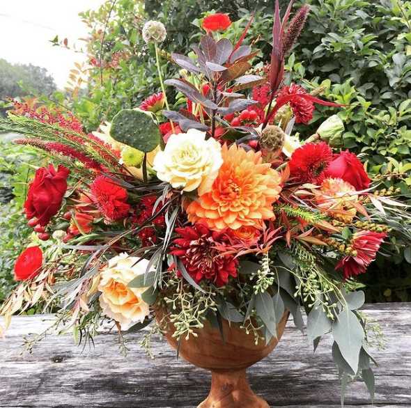 tren bunga florist
