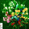 bunga gurita kain