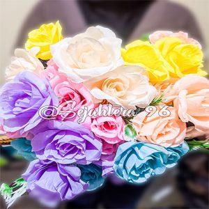 bunga rose sj semua warna