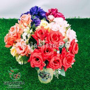 Bunga Rose Senyum
