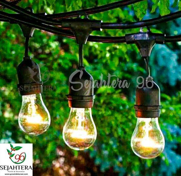 Fitting lampu paralel 5 meter