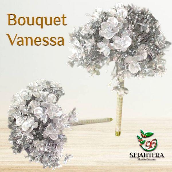 Bouquet Vannesa Silver
