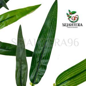 Daun Bambu Latex Lusinan Detil
