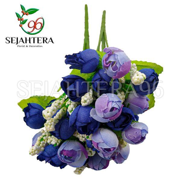 Ranunculus Mini Biru