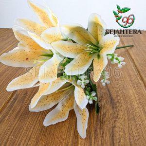 Bunga Lily Mini Cabang 5 Salem