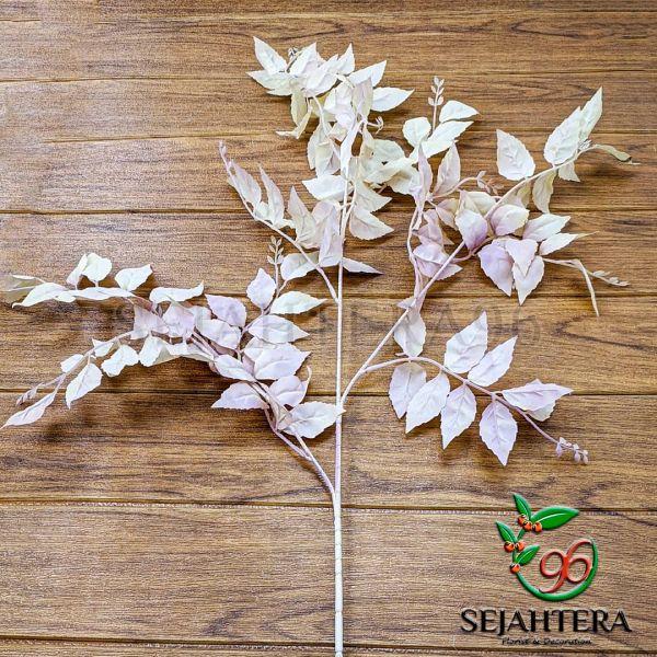 Daun mawar autumn cabang 3 salem sembur