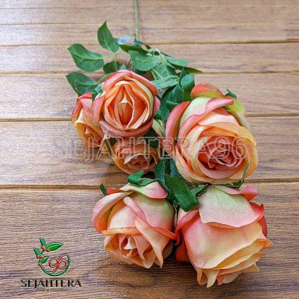 Rose Blues Orange