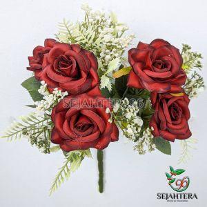 Rose Elegant Merah