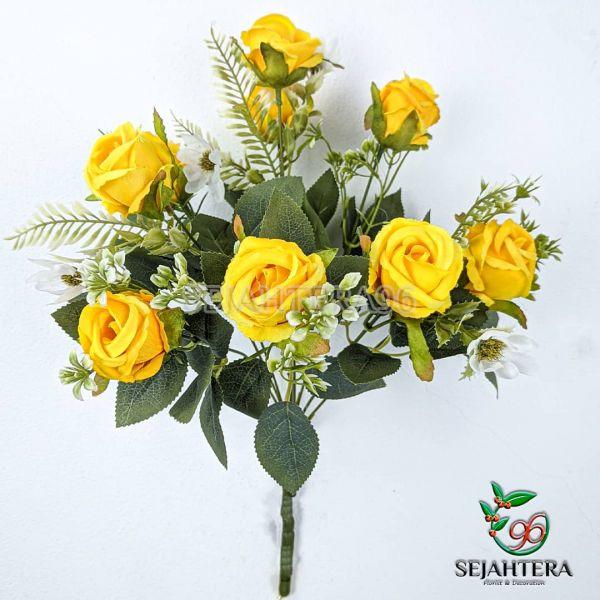 Rose Kuncup Elegant Kuning